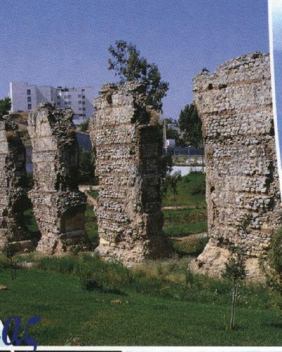 Ancient bridge in Nea Ionia -
