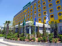 HOLIDAY INN  ATHENS - ATTICA AVENUE 5* LUXURY