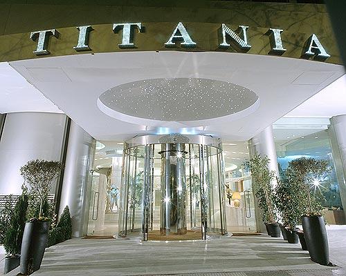 TITANIA HOTEL IN  52, Panepistimiou Ave.