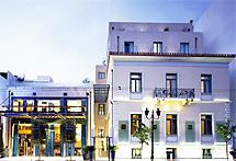 ERIDANUS HOTEL IN  78, Pireaus str.