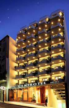 CENTROTEL HOTEL IN  Peoniou 11� (from Aharnon 71)