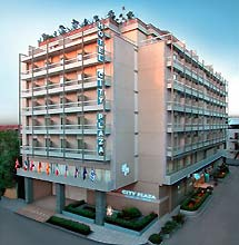 CITY PLAZA HOTEL IN  78, Acharnon str. & Katrivanou str.