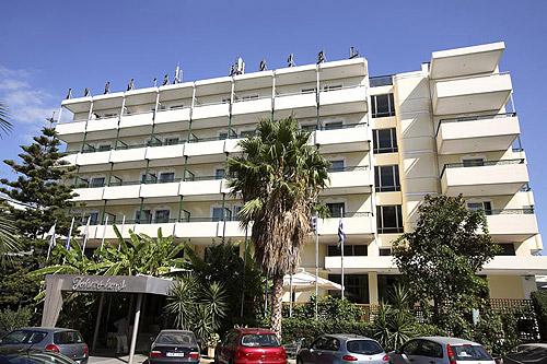 JOHN'S ATHENS  HOTELS IN  3, Pandora & Lazaraki Str.
