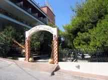 LES AMIS  HOTELS IN  Varis Avenue 35 & Prevezis 4 - Vari - Attikis