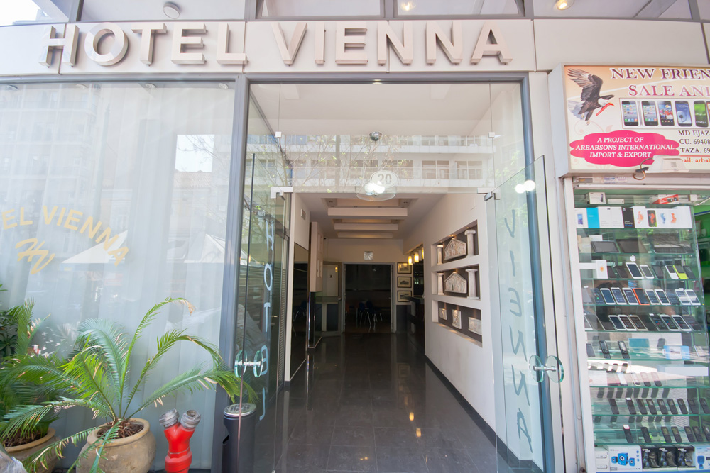 VIENNA IN  20, Pireos Str. - Omonia Sq.