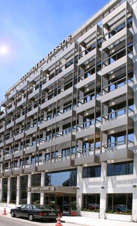 ILISSOS HOTEL IN  72, Callirois Avenue Koukaki