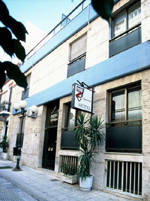 ZAPPEION HOTEL IN  Ironda 4 (pedestrian Street in Kalimarmaro) next to B. Konstantinou, Pagrati