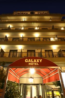 GALAXY HOTEL IN  39, Posidonos Ave. & Kalamakiou Alimos