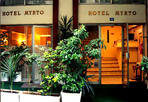 MYRTO HOTEL  HOTELS IN  Nikis 40, Syntagma Sq., Plaka