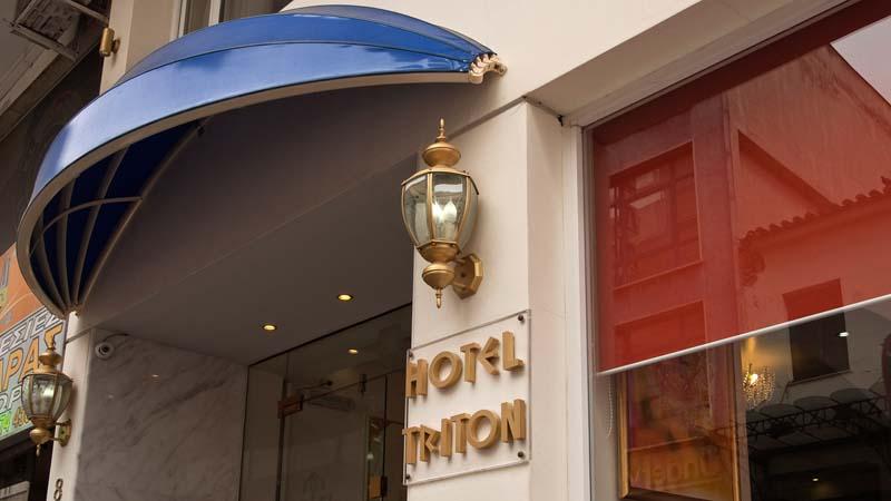 TRITON HOTEL IN  8, Tsamadou Str.