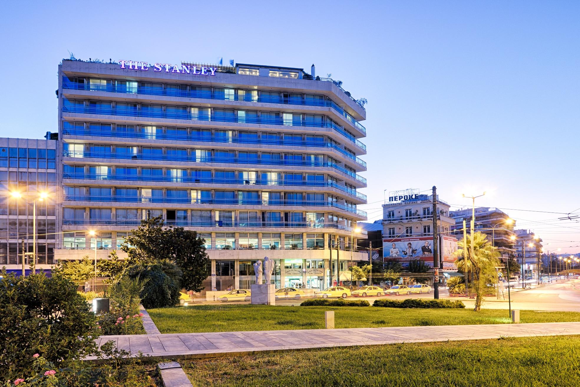 Stanley Hotel Athens IN  1 Odisseos str, Karaiskaki Square Athens