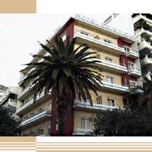 SARONICOS HOTEL IN  44, Pisistratou and 63, Praxitelous Str..- PALIO FALIRO