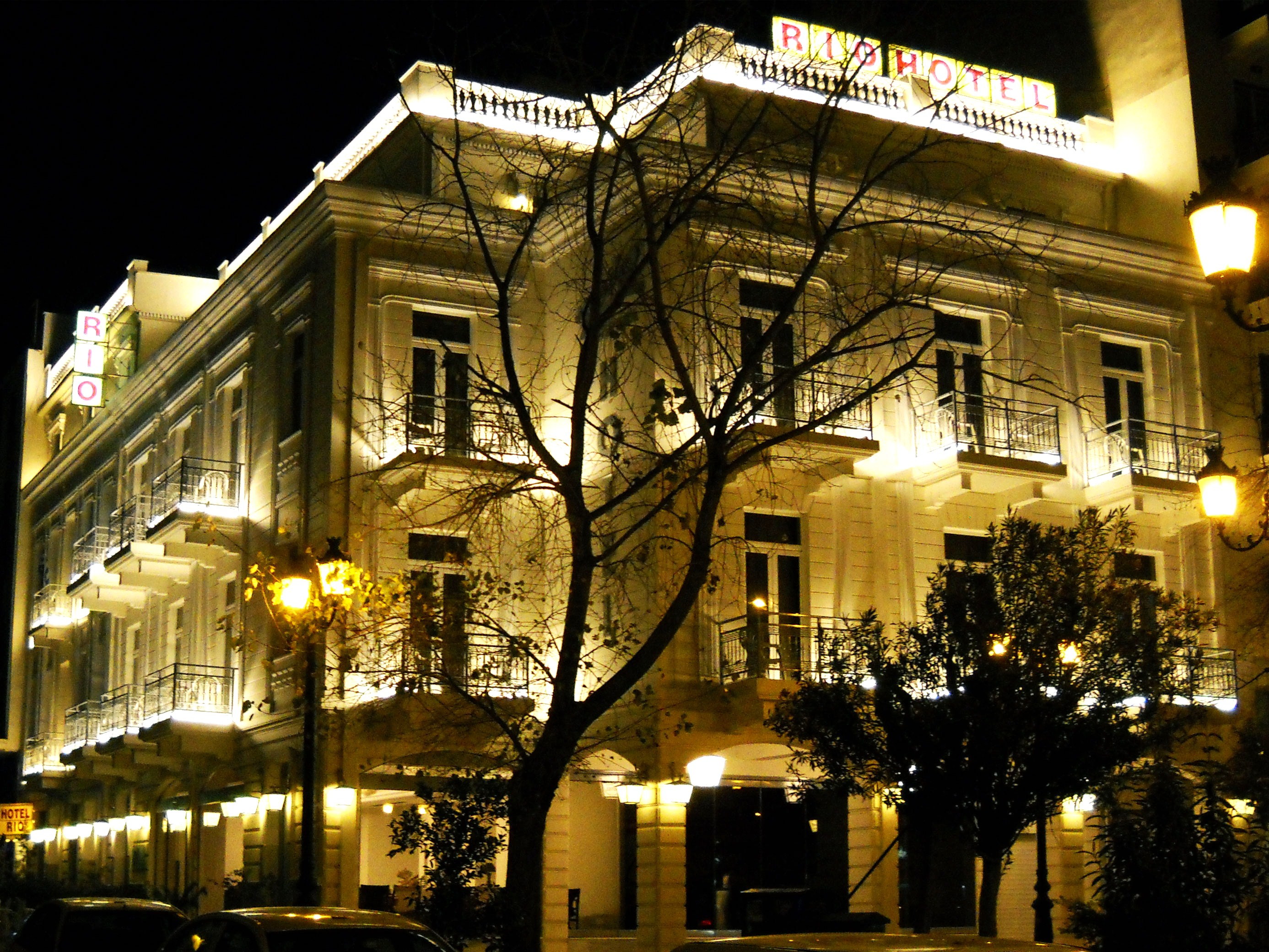 RIO HOTEL  HOTELS IN  13, Odysseos str.- Karaiskaki sq.<br> Athens Center