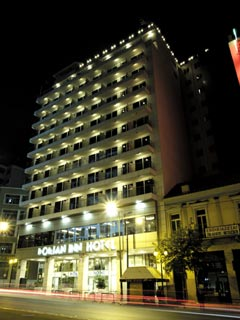 DORIAN INN HOTEL IN  15-19, Pireos Str.- Athens Center