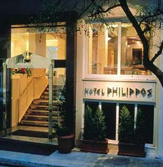 PHILIPPOS HOTEL IN  3, Mitseon Str.