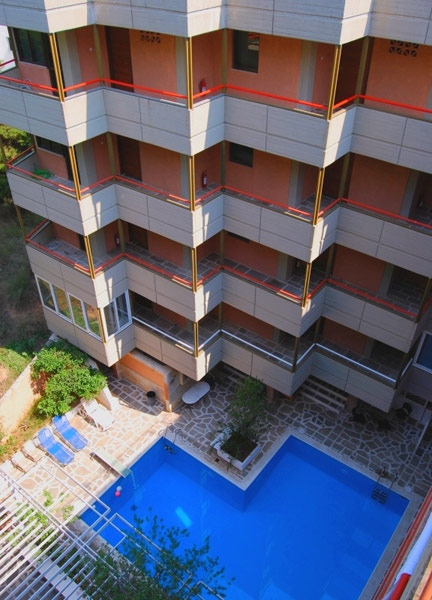 APOLLONIA HOTEL APARTMENTS  HOTELS IN  9, NAXOU Str. VARKIZA