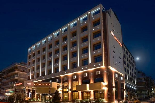 CROWNE PLAZA ATHENS 4* IN  50, Mihalakopoulou Ave.