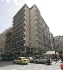 HOTEL PARNON IN  20, 3rd Septemvriou  And 21, Chalkokondili Str.  - Omonia Sq.