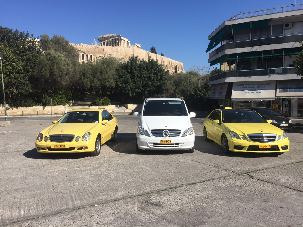 A&T TAXI  TOURS  TAXI TOURS IN  PIRAEUS