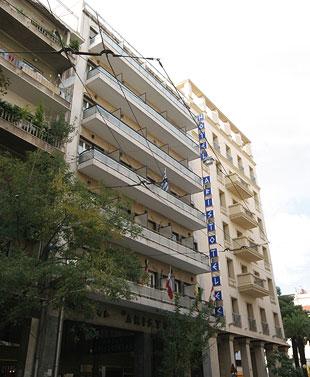 ARISTOTELES HOTEL IN  15, Acharnon str. - Vathis squ.