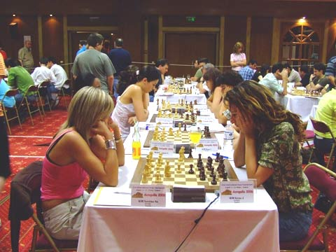 The International Tournament Acropolis 2006, organized by the Greek Chess Federation, is taking place between the 13 and 21 of August 2006 in Athens, Greece. <br><br>