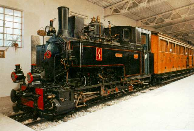 Steam Trains Nelson and