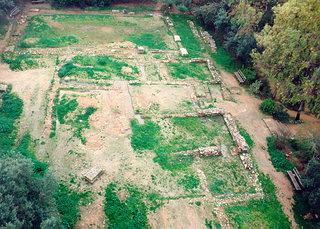 Plato Academy Athens Greece