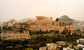 THE SOUTH SLOPE OF THE ACROPOLIS